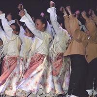 Dansa 'Homenatge a la terra'