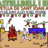 Revetlla de Sant Joan a Castellbell i el Vilar i la Bauma