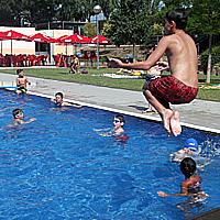Activitats d'estiu al CAE