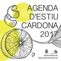 Agenda d'estiu de Cardona