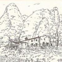 Exposició 'Les masies d'El Bruc i la muntanya de Montserrat'