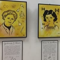 Exposició: 'Super Women, Super Inventors'