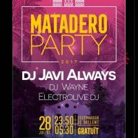 'Matadero Party'
