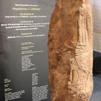 Exposició 'Quan les pedres parlen. El Megalitisme a Catalunya'