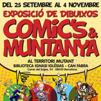 Exposició 'Còmics & muntanya'