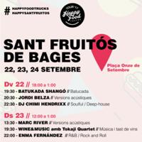 'Happy Food Trucks' a Sant Fruitós de Bages