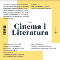 Curs 'Cinema i literatura'