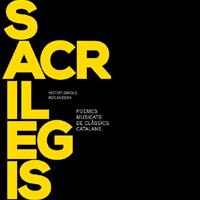 Presentació 'Sacrilegis', de Víctor Obiols - Bocanegra