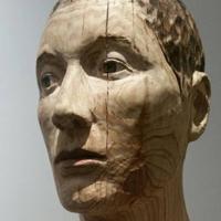 Exposició d'Aaron Pérez, escultura