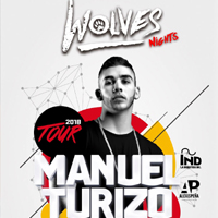Wolves Nights presenta 'MTZ – Manuel Turizo'