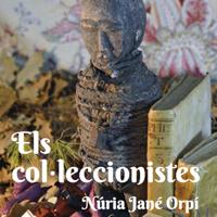 Presentació d''Els col·leccionistes', de Núria Jané