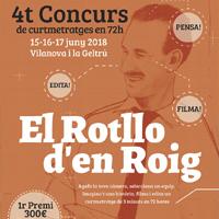 Concurs de curtmetratges 'El rotrollo d'en Roig'