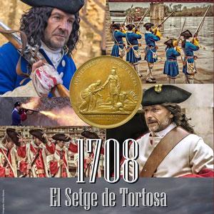 1708: El setge de Tortosa - Tortosa 2019