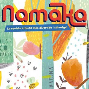Revista Namaka, revista infantil