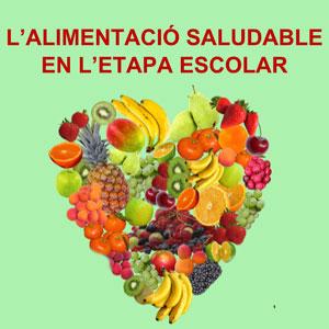 Xerrada 'L'alimentació saludable en l'etapa escolar' - Els Muntells 2019
