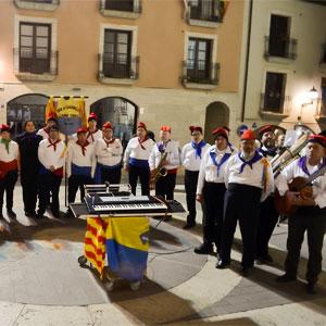 Cantada de Caramelles a càrrec del Chor de Caramelles Ramon Sendra de Vila-seca