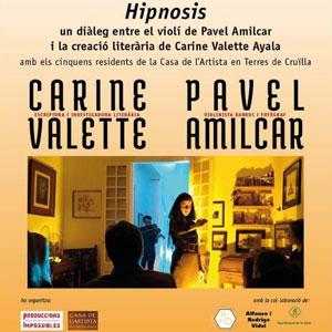 Espectacle 'Hipnosis' de Carine Valette i Pavel Amílcar