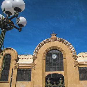 Ruta modernista 'El Mercat Central de Tarragona i el seu entorn'