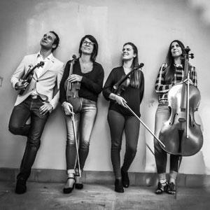 Moana Quartet