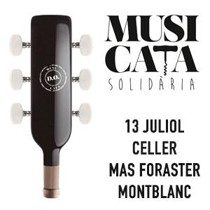 Musi-Cata Solidària, Montblanc, 2019