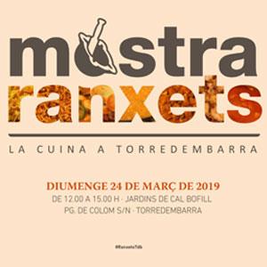 Mostra 'Ranxets, la cuina a Torredembarra'