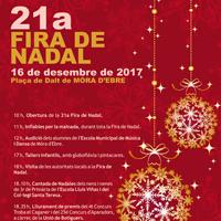 21a Fira de Nadal - Móra d'Ebre 2017