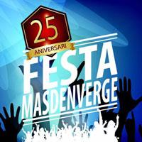 25è aniversari Festa Masdenverge 2016