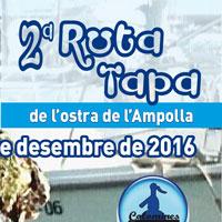 2a Ruta de la tapa de l'Ostra - L'Ampolla 2016