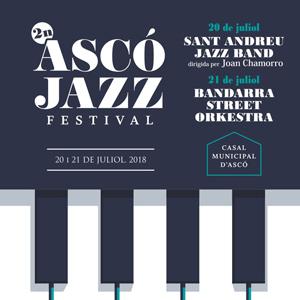 2n Ascó Jazz Festival - 2018