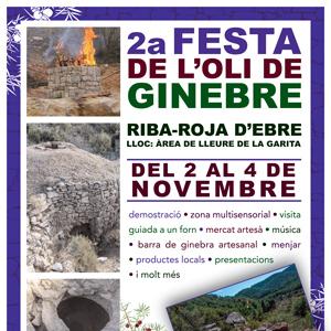 2a Festa de l'Oli de Ginebre - Riba-roja d'Ebre 2018