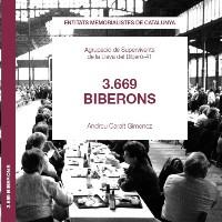 Portada del llibre '3.669 biberons: història de l'Agrupació de Supervivents de la Lleva del Biberó-41'