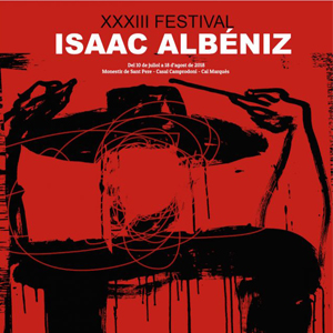 Festival Isaac Albéniz, Camprodon, 2018,