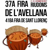 37a Fira de l'Avellana i 418a Fira de Sant Llorenç - Riudoms 2017