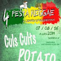 4a Festa Reggae - Ermita de la Pietat d'Ulldecona 2016