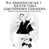 4es Jornades de rol i jocs de taula - Club Diògenes Tarragona 2017