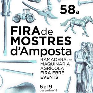 58a Fira de Mostres - Amposta 2018