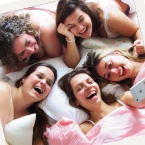 Cinc noies i un sí