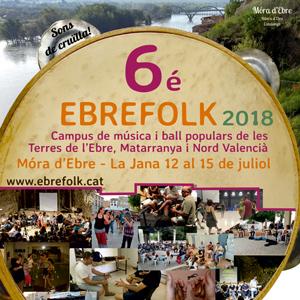 6è Ebrefolk - Móra d'Ebre 2018