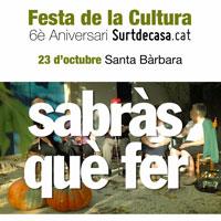 6a Festa de la Cultura - Surtdecasa 2016