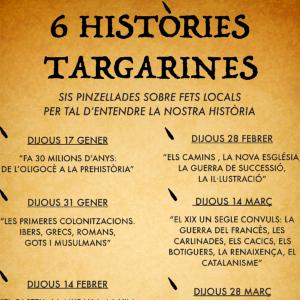 6 històries targarines