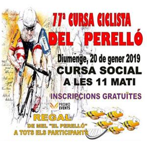 77a Cursa Ciclista del Perelló - 2019