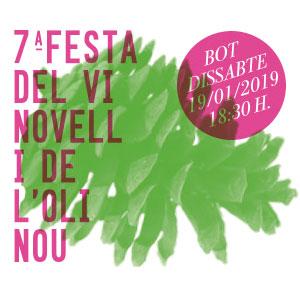 7a Festa del Vi Novell - Bot 2019