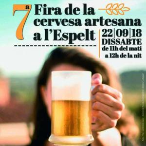 7a Fira de la cervesa artesana a l'Espelt - Òdena 2018