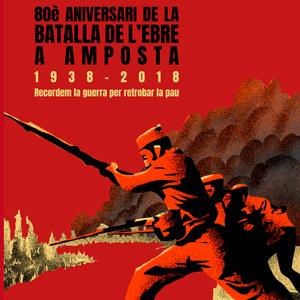 80è aniversari de la Batalla de l'Ebre - Amposta 2018