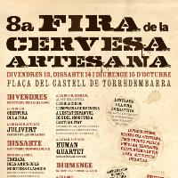 8a Fira de la Cervesa Artesana - Torredembarra 2017