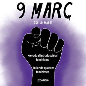 9 de març - CSA Lo Maset 2019