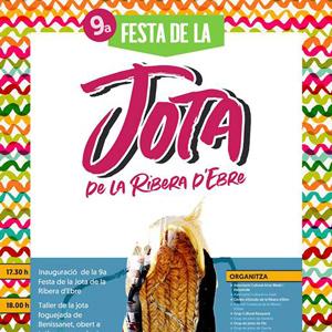 9a Festa de la Jota de la Ribera d'Ebre - Benissanet 2018
