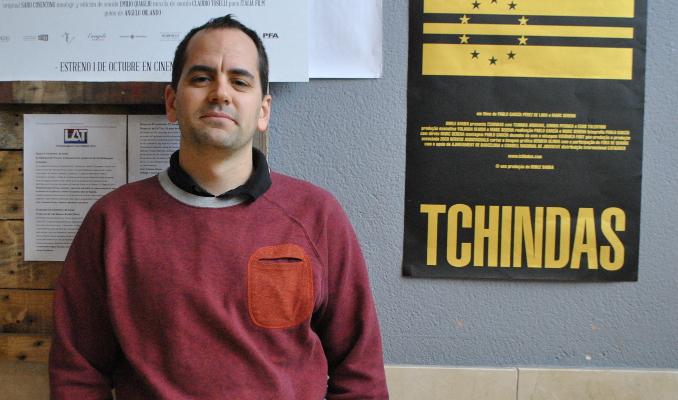 Marc Serena, periodista manresà