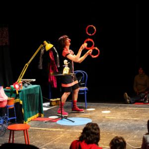 Circ 'Afina Serafina'