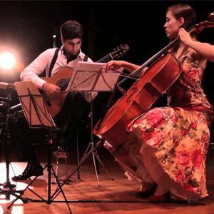 Concert 'La Vida Breve' a càrrec de Rafael Aguirre i Nadège Rochat